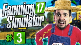 getlinkyoutube.com-Farming Simulator 2017 #3 - Spell My Name