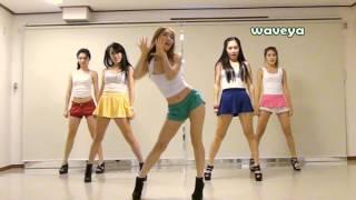 getlinkyoutube.com-PSY싸이 - GANGNAM STYLE (강남스타일) Waveya 웨이브야 Korean dance team