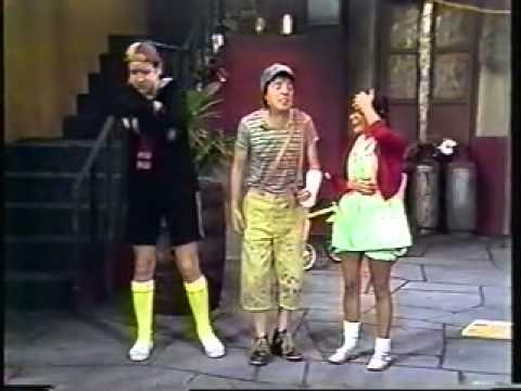 el chavo del 8 ( EL TRASTESILLO VALIENTE Y EL MARTILLO )