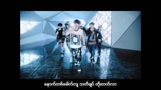 getlinkyoutube.com-[HD Myanmar Sub] Exo K - History MV (Korean)