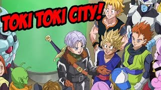 getlinkyoutube.com-Toki Toki City al detalle - Dragon Ball Xenoverse