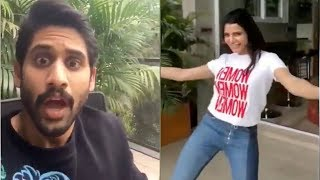 Samantha & Yashwanth Master Shares their Happiness for UTurn Karma Song  Super Hit