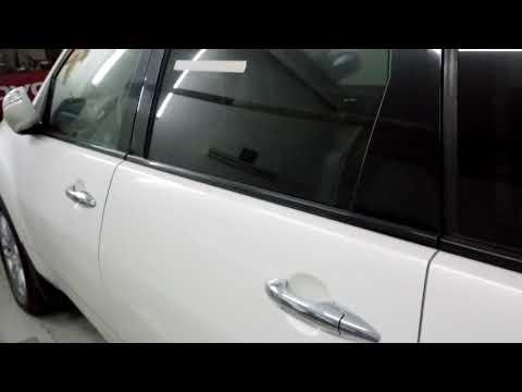 Как снять заднюю фару Acura MDX (Акура МДХ)