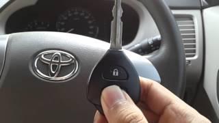 getlinkyoutube.com-Mengatur sensitivitas alarm Toyota Innova
