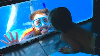 getlinkyoutube.com-SNORKELIING SHAYTARDS!