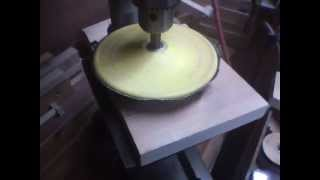Electric Drill Sanding Disc a better use