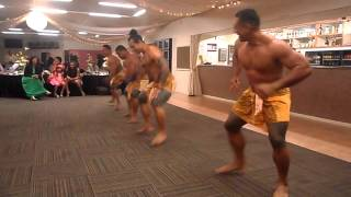 Samoan hot guys dancing