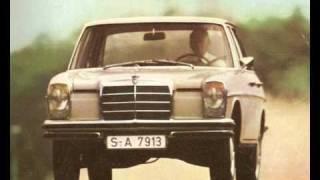 getlinkyoutube.com-Mercedes Benz W115 -Restoration and Traveling