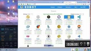 getlinkyoutube.com-شرح موقع التعدين السحابي eobot لتعدين العملات وكسب ألاف الدولارات ..Mining site cloud eobot