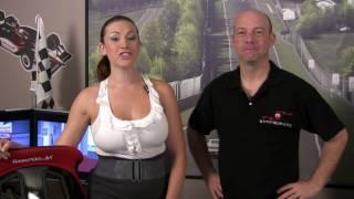 getlinkyoutube.com-Ferrari Virtual Academy & Playseat GT Nascar Edition reviewed
