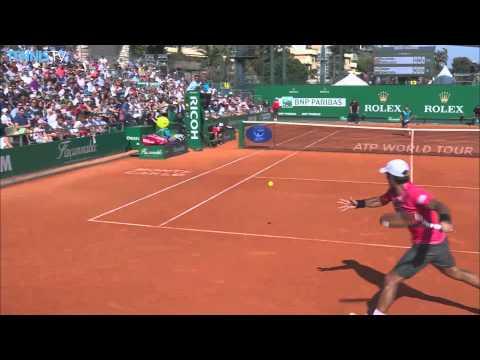Monte-Carlo 2015 Tuesday Hot Shot Verdasco