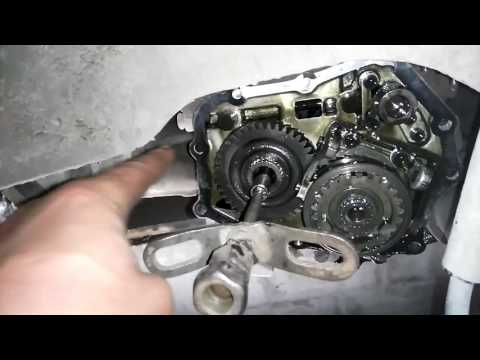ГТ' Замена сцепления не снимая коробки передач с КПП - F13 или ньюансы Опелевской коробки!