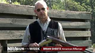 getlinkyoutube.com-NRA Gun of the Week: Benelli 828U Shotgun