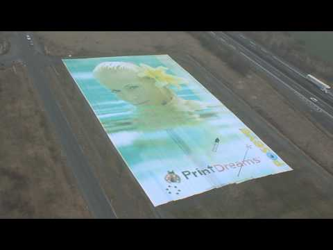 World�s largest printout