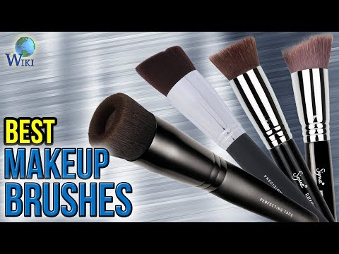 9 Best Makeup Brushes 2017