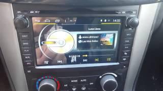 getlinkyoutube.com-RoadNav S160 Android Navigation Demo