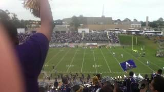 getlinkyoutube.com-Alcorn Old Braves Song/Southern Fight Song 2012