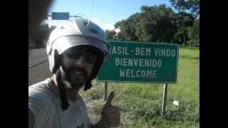 getlinkyoutube.com-Viagem de moto 125 USHUAIA