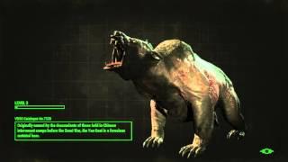 getlinkyoutube.com-Fallout 4 - Melee vs Deathclaw (Concord)