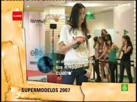 All Around de Supermodelo 2007 Letra y Video