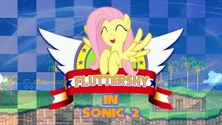 getlinkyoutube.com-Sonic the Hedgehog 2 Fluttershy Edition - Walkthrough