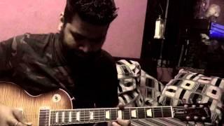 Sundari kannal oru seithi (thalapathy) - ilayaraja - Shylu Ravindran -guitar