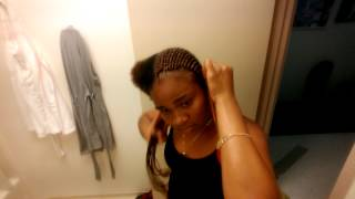 getlinkyoutube.com-Close together braiding