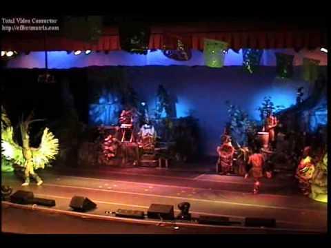 Danza prehispanica El aguila y la serpiente
