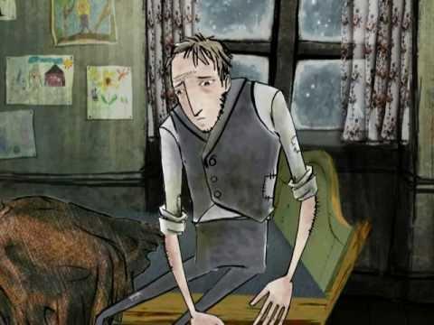 Phim hoạt hình cảm động về tình cha- Búp bê giày