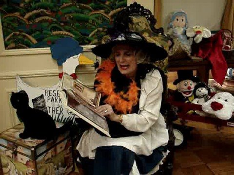 "Storytime with Mother Goose:  ""A Dark Dark Tale"""