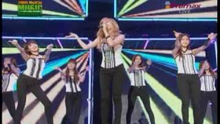 getlinkyoutube.com-[Perf]Genie + Gee - SNSD @ Melon Music Awards [HQ]