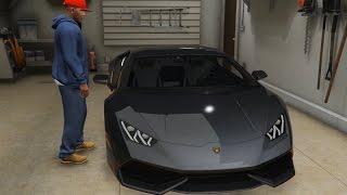 getlinkyoutube.com-GTA 5 ComedyshortsGamer / CSG New Car