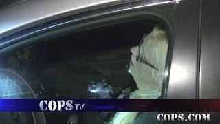 getlinkyoutube.com-A Sleeping Beauty At The Wheel, Captain Brett Landsberg, COPS TV SHOW