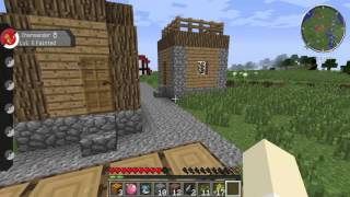 Minecraft Pixelmon ตอนที่ 1 : พึ่งลองเล่นงงไปหมดเลย @_@