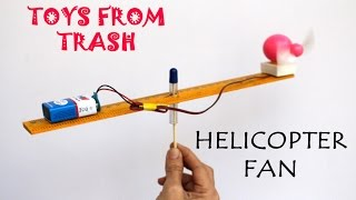 getlinkyoutube.com-Helicopter Fan | Hindi | Action - Reaction Toy
