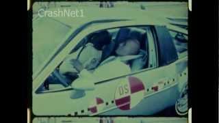Chevrolet Monza | 1978 | Rear Crash Test | NHTSA | CrashNet1