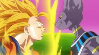 DBZ Battle of Gods: Radioactive 「AMV」