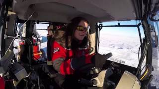 Massey Ferguson  Day 2 of Antarctica2: Daily update from Manon