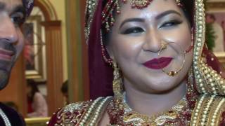 getlinkyoutube.com-Nawaab Manchester  Barat Highlights | Manchester Videography and Asian Wedding Photography