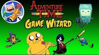 getlinkyoutube.com-Adventure Time Game Wizard - Update New Character Gameplay Walkthrough Part 5