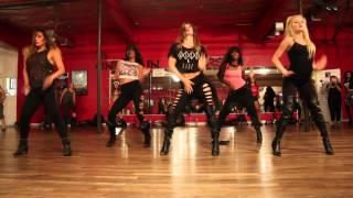 getlinkyoutube.com-Iggy Azalea- Black Widow- Michelle Jersey Maniscalco- HOTTIE HEELS
