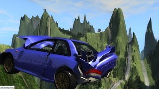 Impossible Mountains - BeamNG.drive