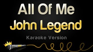 getlinkyoutube.com-John Legend - All of Me (Karaoke Version)