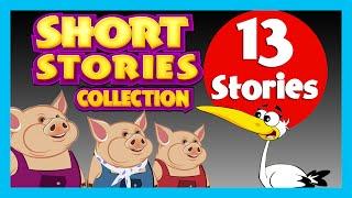 getlinkyoutube.com-SHORT STORY for CHILDREN in ENGLISH (13 Moral Stories) | BEDTIME STORIES In ENGLISH