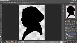 getlinkyoutube.com-Tutorial Photoshop - Cara Membuat Siluet PAS MANTAP
