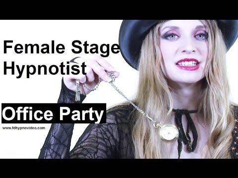 Madame Zoey's Hypnosis Show - Female Hypno Spy Special