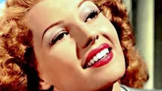 exclusive rita hayworth in technicolor
