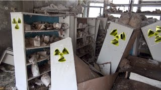getlinkyoutube.com-the highly radioactive kindergarten laboratory of Pripyat
