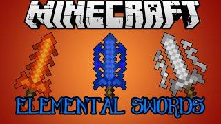 Minecraft Mod - Elemental Swords ITA - Spade Degli Elementi