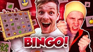getlinkyoutube.com-ENZO VS LINK! - Minecraft Bingo!